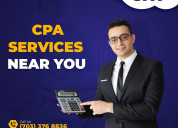Best tax accountant near tysons | cpa services