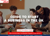 Guide to start a business in the united kingdom