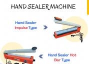 Hand sealing machine in india