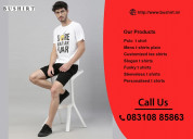 Printed t shirts for mens   mens t shirts plain