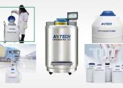 Cryocan, liquid nitrogen container, ultra-low temperature freezer