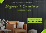 Flats for sale in tellapur nallagandla tripura con