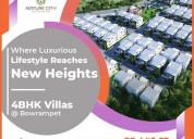 4bhk villas for sale in bowrampet | vajradevelope