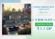 3bhk flats sale near appa junction | giridhari hom