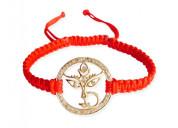 Shop online maa durga gold bracelet delhi