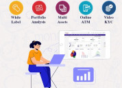 Mutual fund software is most suitable for business