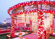 Destination wedding in india & abroad