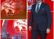 Sandeep marwah from india stole the show on india