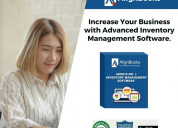 Increase business with stock management software
