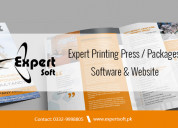 Printing press accounting software   packages webs