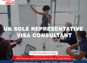 Uk sole representative visa consultants in mumbai