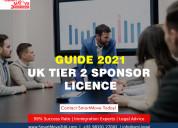 2021 guide to uk tier 2 sponsor licence