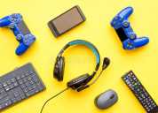 Buy and sell gaming hardware and peripherals