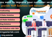 Voip solution with advance features-kingasterisk