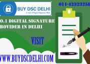 Apply digital signature online from buy dsc delhi