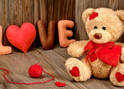 Best love soft toys online from myflowertree