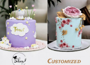 Online best customized birthday cakes in dubai
