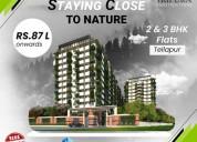 2&3bhk apartments | tripura constructi