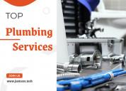 Emergency plumber in dubai   top plumbing services