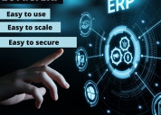 Erp software solution to manage business processes