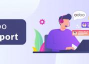 Odoo erp support | odoo customer support