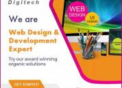 Leading website development company in india