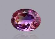 Purchase natural ametrine stone at pmkk gems