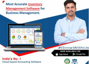 Most accurate over inventory management software