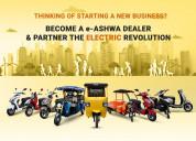 Eashwa - an electric auto-rickshaw manufcaturer