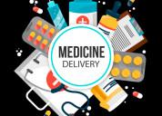 Quality international courier services medicine