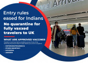 Oct 2021 entry rules eased for indians in the uk