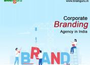 Corporate branding agency in india