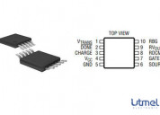 Capacitor charger controller: lt3750