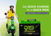 Buy a lithium ion battery for an electric scooter