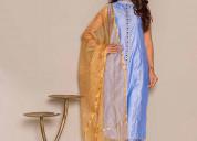 Get festive designer ethnic wear