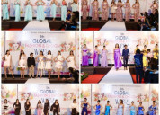 5th global fashion week inaugurated with great pom