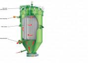 Get the best-quality vertical pressure leaf filter