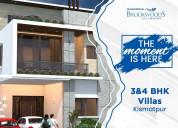 Kismatpur villas for sale | shanta sriram