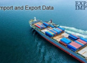 What is the standard of export import products?