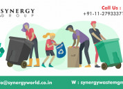 Waste management company in delhi,india: synergy w