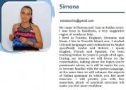 Italian language classes - online lessons
