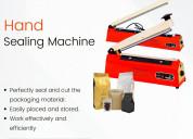 Sealing machine india