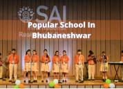Popular school in bhubaneshwar