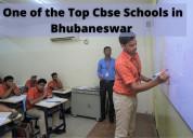 One of the top cbse schools in bhubaneswar