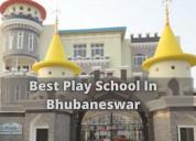Best play school in bhubaneswar- sai angan